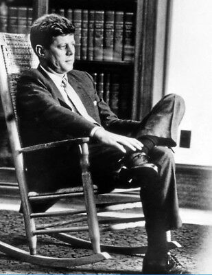 KENNEDY PRESIDENTIAL ROCKER , manufactured by P&P Chair Co.