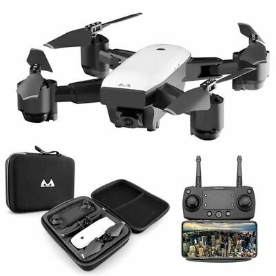 SMRC S20 RC Drone Foldable Quadcopter with WIFI 720P/1080P HD Camera FPV GPS