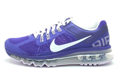 54d443f9a3 Nike 2018 Air Max 2013 Purple Running Shoes Womens 8.5 SZ 7YOUTH US 555753  501