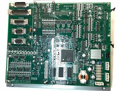 TDK TAS-MAIN REV. 6.10A Processor Board PCB Load Port TAS300 TYPE: E4A
