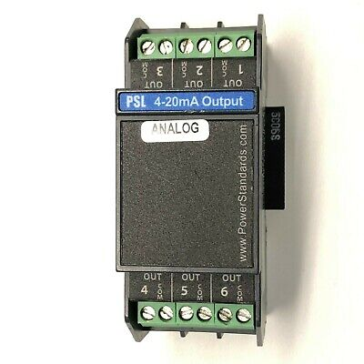 Power Standards PSL ProTo 4-20mA Output Module for PQube Classic