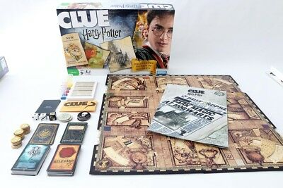 Clue Harry Potter Edition Discover The Secrets of Hogwarts
