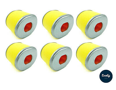 GX 390 Air Filter (6-Pack) Yellow ZE3 Series Fits Small Engines Gx390 Gx340 x6