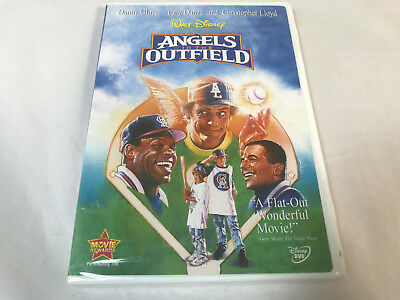 Disney's ANGELS in the OUTFIELD (1994) Danny Glover Christopher Lloyd Tony Danza