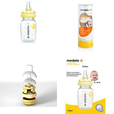 Medela Calma Feeding Solution With Breastmilk Bottle, 150 Ml