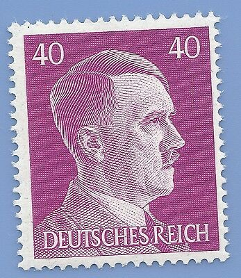 Nazi Germany Third Reich Nazi 1941 Adolf Hitler 40 stamp MNH WW2 ERA