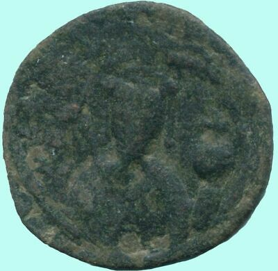 AUTHENTIC BYZANTINE EMPIRE  Æ Coin 3 g/21.68  mm ANC13574.16