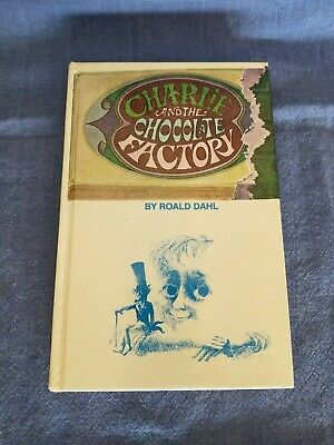 Charlie and the Chocolate Factory by Roald Dahl (Hardcover)