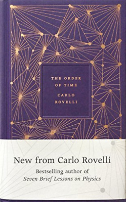 The Order of Time BOOKH NEW