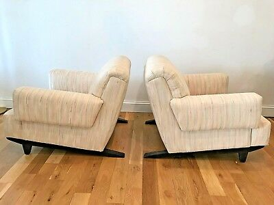 Pair of Mid Century Modern Club Chairs after Borge Mogensen