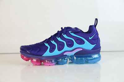 24e608d8bafde NIKE AIR VAPORMAX Plus Regency Purple Blue BV6079-500 8-14 vapor max ...