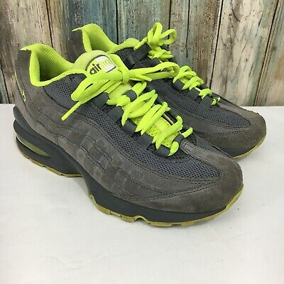 NIKE AIR MAX 95 scarpa Youth Neon Athletic Casual Comfort
