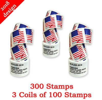 300 USPS FOREVER STAMPS - CHEAP Postage - FREE SHIPPING!