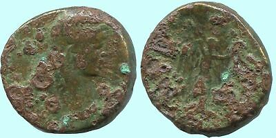 ATHENA NIKE Authentic Ancient GREEK Coin 5,8g/20mm @AF869.12US