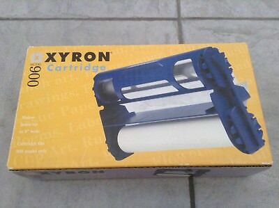 """Xyron Easy Drop In Cartridge * 9"""" Wide * 40' Permanent Adhesive * 900 Model* New"""
