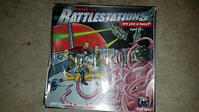 Battlestations Are You A Hero Board Game