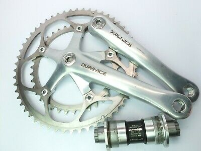 Shimano Dura Ace 7703 9-speed bicycle chainset 170mm NOS 30.39.53