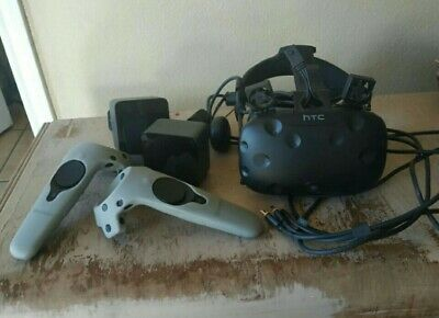 HTC Vive + DAS + Vive-n-Chill w both Controllers and Lighthouses