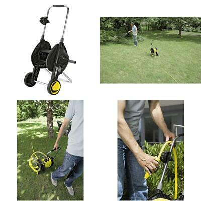 Karcher Ht4.500 Premium Hose Trolley Without Hose Suitable For All Common Hoses