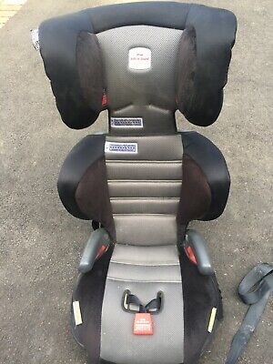 Booster seat Safe n sound . Britax. very good condition. No tears or stains.