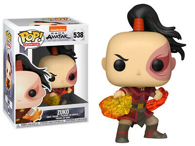 Funko Pop! Animation Avatar the Last Airbender Zuko