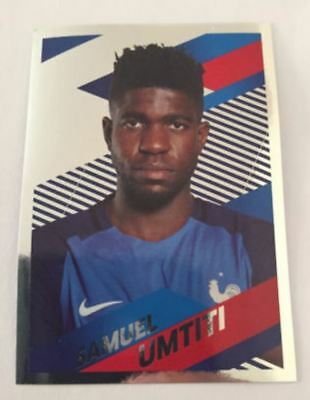 Carte N°22 Collection Panini Fff France 2018 Carrefour Sticker Autocollant