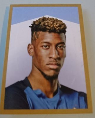 Carte N°66 Collection Panini Fff France 2018 Carrefour Sticker Autocollant