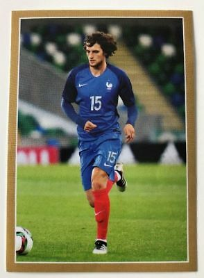 Carte N°39 Collection Panini Fff France 2018 Carrefour Sticker Autocollant