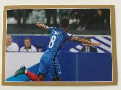 Carte N°41 Collection Panini Fff France 2018 Carrefour Sticker Autocollant