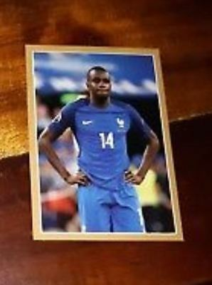 Carte N°30 Collection Panini Fff France 2018 Carrefour Sticker Autocollant