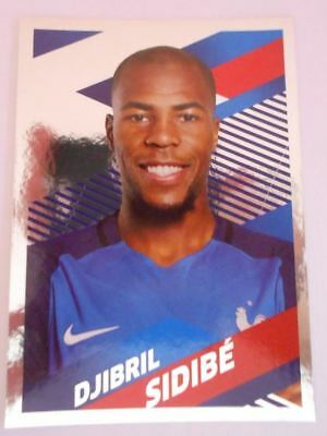 Carte N°25 Collection Panini Fff France 2018 Carrefour Sticker Autocollant