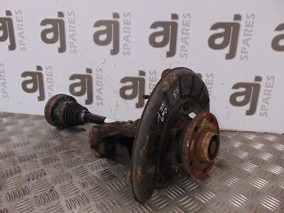 # Audi A3 2009 Passenger Side Front Hub With Driveshaft