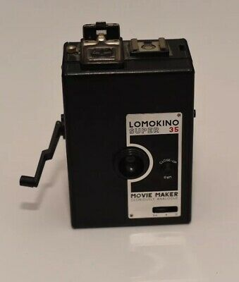LomoKino Lomography 35mm Movie Camera