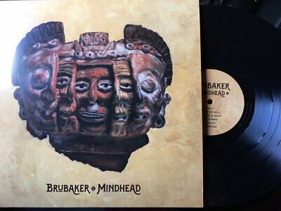 Brubaker - Mindhead // Vinyl LP limited edition to 500 copies