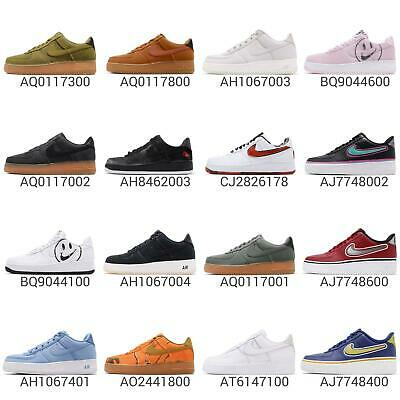 new arrival e8daf c212d Nike NikeLab Air Force 1 Low AF1 Men Classic Shoes Sneakers Pick 1