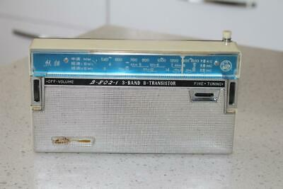 PANDA Transistor Radio Wireless Vintage Retro