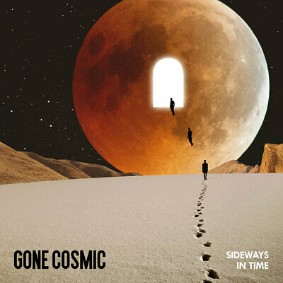Gone Cosmic - Sideways In Time // Vinyl LP limited on Coloured vinyl