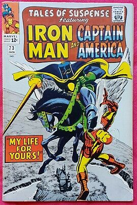 Tales of Suspense 73 Marvel Silver Age 1966 The Black Knight