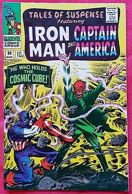 Tales of Suspense 80 1966 Red Skull appearance