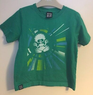 Boys Age 3-4 Years - T Shirt From Saltrock