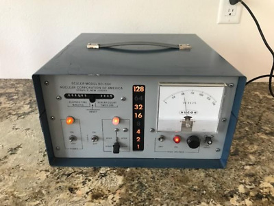 Nuclear Corporation of America Scaler Model BC-594