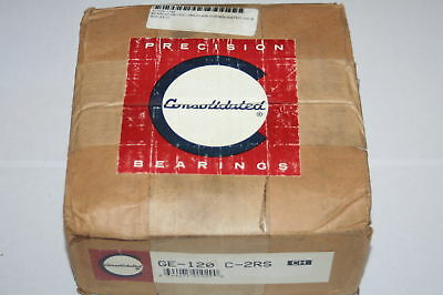 Consolidated Spherical Roller Bearing GE-120-C-2RS  NEW