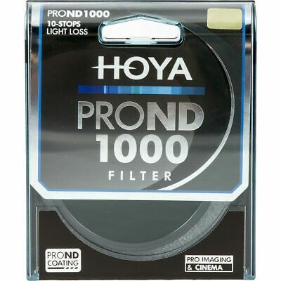 Hoya 77mm ND1000 Neutral Density Pro ND 10 Stops Lens Filter - New UK Stock