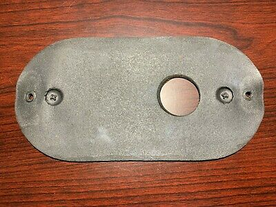 WX-500 Stormscope processor tray end panel