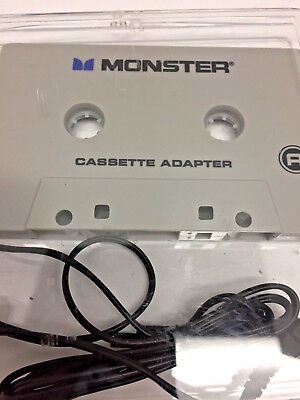 MONSTER Cassette Adapter