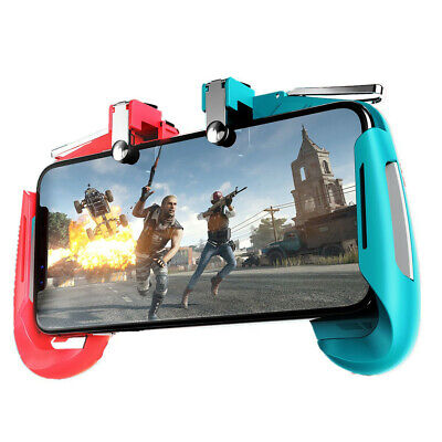 AK16 PUBG Mobile Wireless Gamepad Remote Controller Joystick for iPhone Android