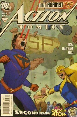 Action Comics (Vol 1) # 885 Near Mint (NM) DC Comics MODERN AGE