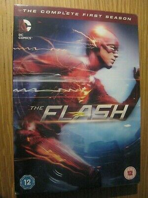 The Flash - The Complete First Season - New & Sealed