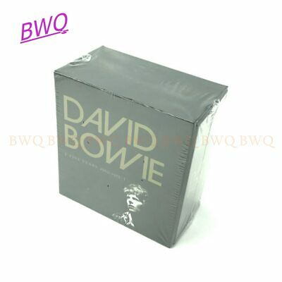 David Bowie Five Years (1969 - 1973) 12 CDs Who Can I Be Now (1974 - 1976)