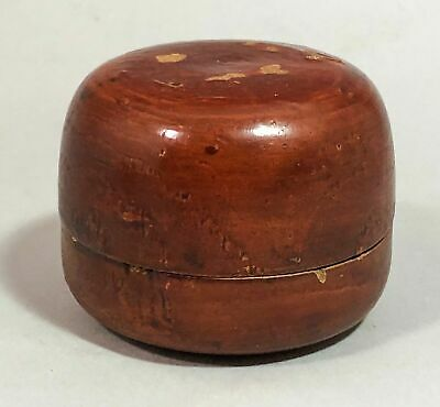 Antique Japanese or Chinese Asian Lacquered Cups Boxes Containers